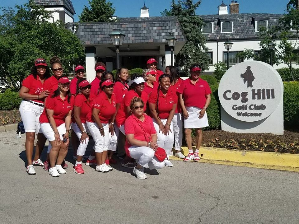 DSTee Golf Outing