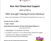 Strength Training & Cardio Workout